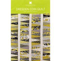 Dresden Coin Quilt Pattern - MSQC