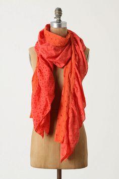pretty scarf!