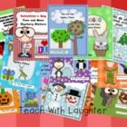 This bundle includes all of my paid Tens and Ones Place Value Mystery Pictures.  As I create more I will post then individually and add them to this bundle.  Get 13 now and then keep getting more!  Solve, then color!