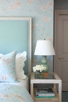 bedroom by Tobi Fairley