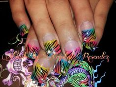 Acrylic nails images
