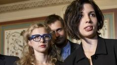 Pussy Riot pair sue Russia over imprisonment