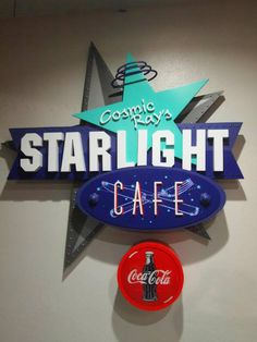 Cosmic Ray's Starlight Cafe in the Magic Kingdom