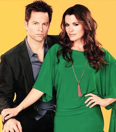 Adam/Chelsea (Chadam) from Young and The Restless! I ship Chadam majorly! Like majorly. :)