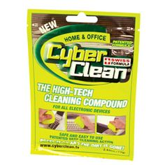Cyber® Clean removes dust and dirt from keyboards - that's a thoughtful gift for your techy friends.