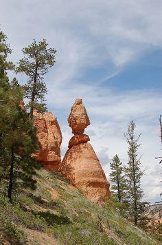 Bryce Canyon National Park, Utah; photo by poketo