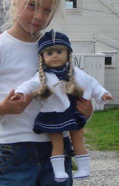American Girl Doll patterns | American Girl doll knitting patterns