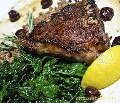 Easy Lamb Recipe: Greek Lamb Chops dinner, easy lamb recipes, greek lamb, easi lamb, food, drink, lambs, lamb chops, easi greek