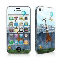 """Above The Clouds"" Protective Skin for #iPhone 4/4S"