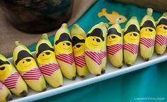 Banana Pirates Printable