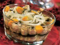 Inga posts her recipe for Marinated herring rolls! #CCEID - It's like being back in Denmark!
