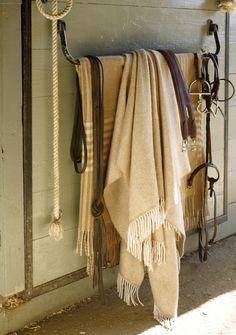 Wool Throws #western