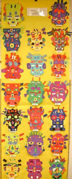 Zilker Elementary Art Class: School-wide Student Art Show