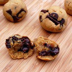 Garbanzo cookie balls