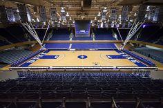 Cameron Indoor Stadium!