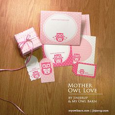 Mother's Day Free Printables by MyOwlBarn, via Flickr
