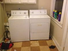 Washer and Dryer REDUCED PRICE - $150 (Midtown/Cooper Young)