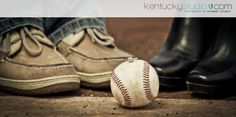 LOVE this! Baseball Engagement