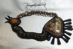 Buffalo Plains    created by Lynn Parpard One of a by LynnParpard, $225.00