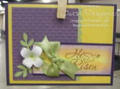 StampWithKriss.com » stampin up easter cards