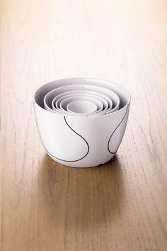 MENU porseleinen schalen - MENU Danish Design - Luxe in je leven - Shop - Het Luxe Leven - Pimp up your Lifestyle!