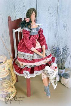 Coleção fantasias Doll: Scarlett