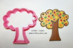 """3.5"""" Tree COOKIE CUTTER $6.00"""