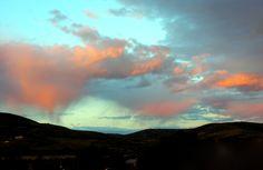 Sun Set in Kamas