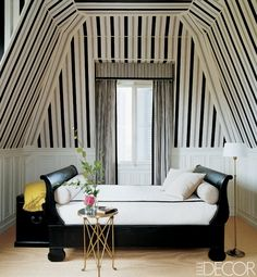 Fall's Best Fashion Trends in Your Home - Black and White