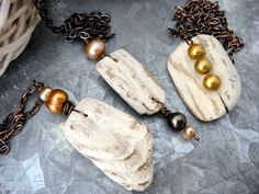 Driftwood Necklaces