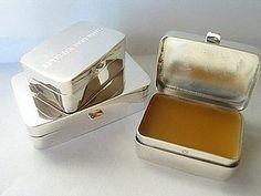 DIY Solid perfume