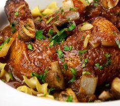 The Best Classic Chicken Cacciatore Recipe - Foodista.com