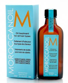 Moroccan oil.