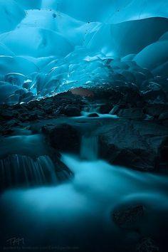 Amazing Ice Cave