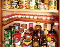 small spice shelf