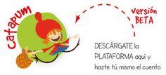 PATAPUM - Plataforma de cuentos personalizados