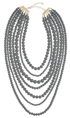 gray strand necklace http://rstyle.me/n/etcg6nyg6