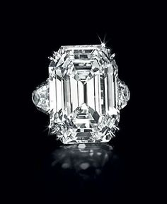 A Diamond Ring from The Diana Dollar Knowles Collection