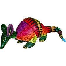 oaxacan animal carvings