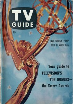 The Emmy Awards  March 16-22 1957