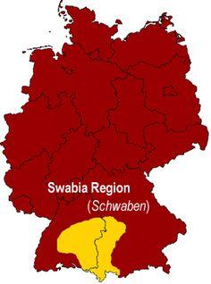 German Food Guide & Directory