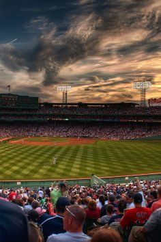 Fenway Park, Home of