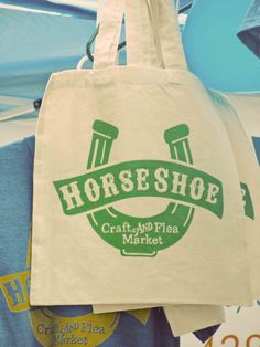 Go to the Horse shoe Craft and Flea Market