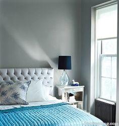 Bedroom paint.
