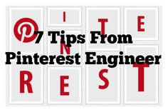 Seven Tips from a Pinterest Engineer.  For more #Pinterest tips, follow Pinterest FAQ curated by Joseph K. Levene Fine Art, Ltd. | #JKLFA | http://pinterest.com/jklfa/pinterest-faq/