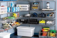 5 Organization Ideas for the Garage - DIY Life