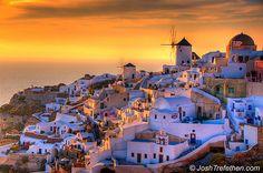 Santorini, Greece...beautiful!