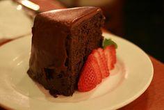 Torta de chocolate: http://torta-de-chocolate.recetascomidas.com/ #chocolate