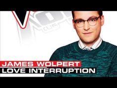 James Wolpert - Love Interruption - Studio Version - The Voice US 2013