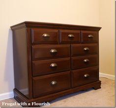 staining wood dresser, restaining dresser, how to stain a dresser, staining a dresser, stained maple dresser, how to restain dresser, how to stain dresser, how to restain a dresser, restained dresser
